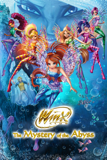 Poster of Winx Club: The Mystery of the Abyss