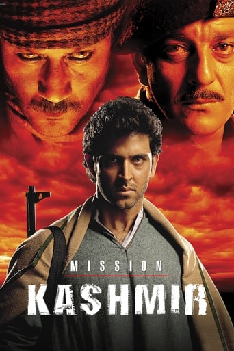 Poster of Mission Kashmir