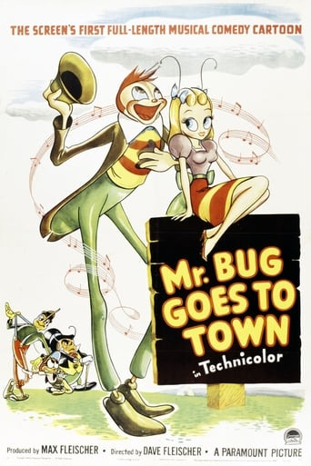 Mr. Bug Goes to Town (1941)