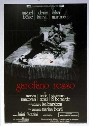 Poster of The Red Carnation
