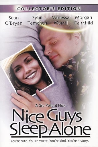 Poster of Nice Guys Sleep Alone
