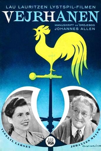 Poster of Vejrhanen