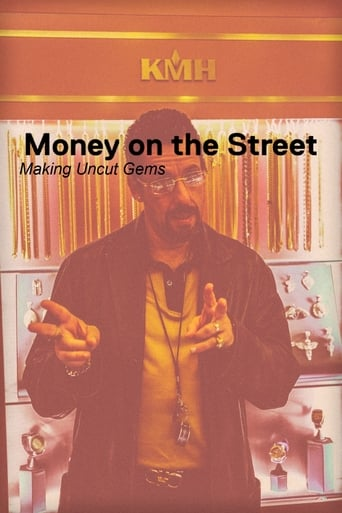 Poster of Money on the Street: The Making of Uncut Gems