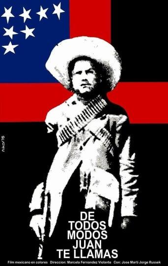 Poster of De todos modos Juan te llamas