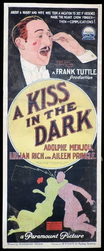 Poster of A Kiss in the Dark