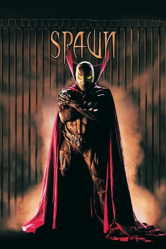 Official movie poster for Spawn (1997)