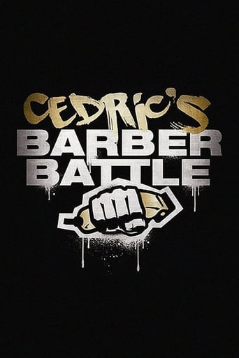 Poster of Cedric's Barber Battle