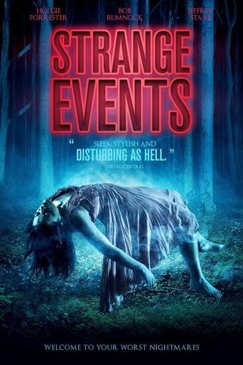 Poster of Strange Events