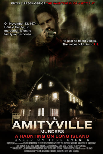 Poster of The Amityville Murders
