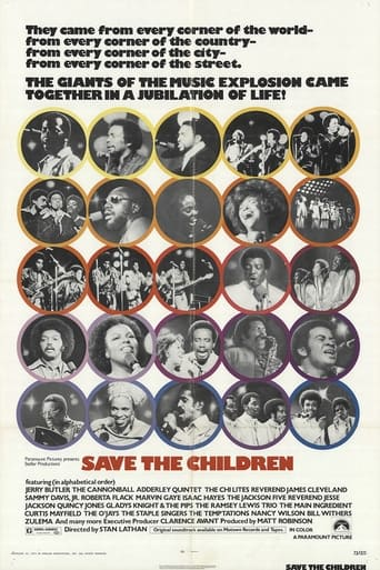 Poster of Save the Children