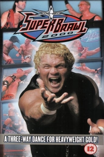 Poster of WCW SuperBrawl 2000