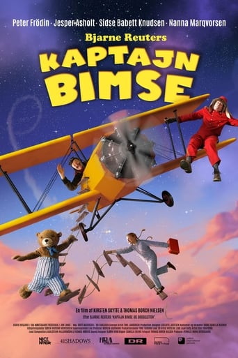 Poster of Captain Bimse