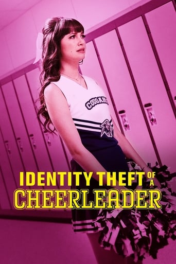 Poster Identity Theft of a Cheerleader
