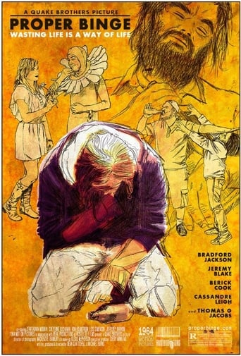 Poster of Proper Binge