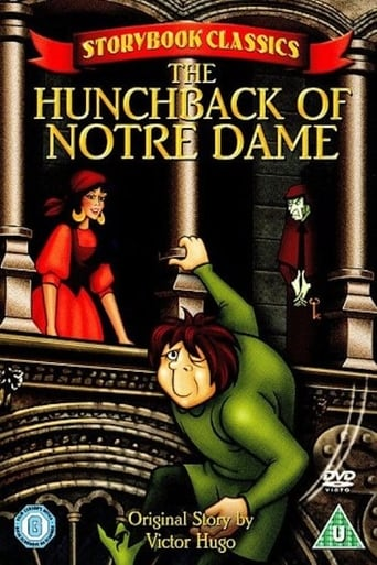 Poster of The Hunchback of Notre-Dame
