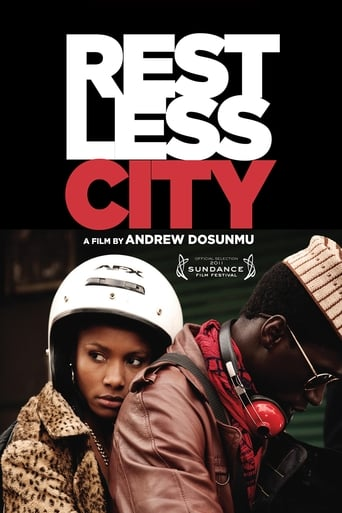 Poster of Restless City