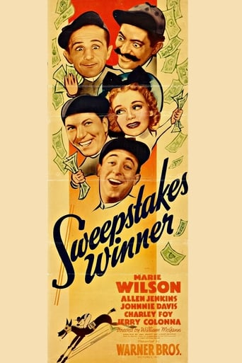 Poster of Sweepstakes Winner
