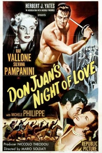Don Juan's Night of Love Yify Movies