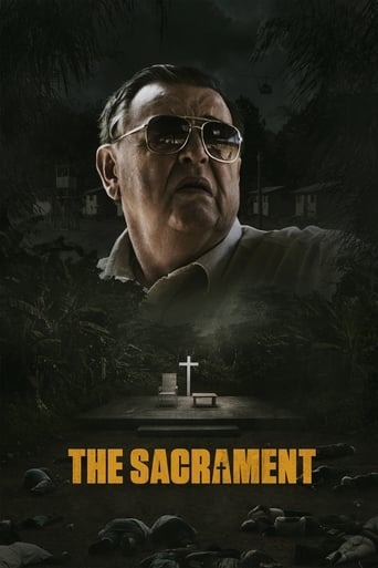 Poster of The Sacrament