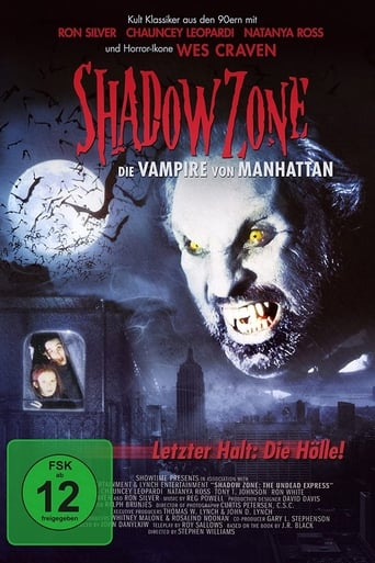 Poster of Shadow Zone: The Undead Express