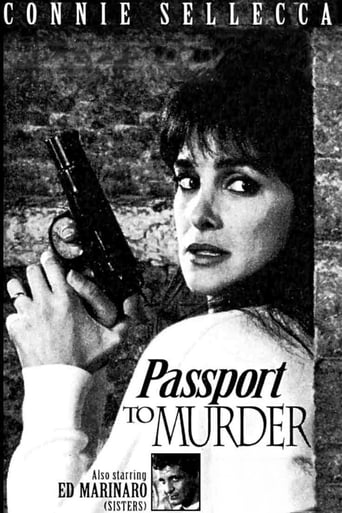 Poster of Passport to Murder