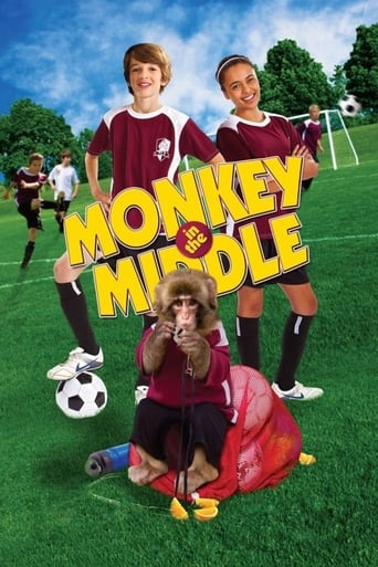 Poster of Monkey in the Middle