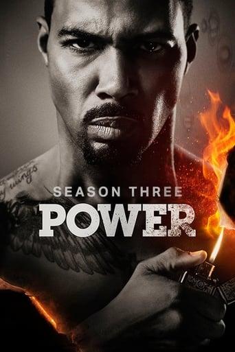 Naktinio miesto valdžia / Power (2016) 3 Sezonas EN