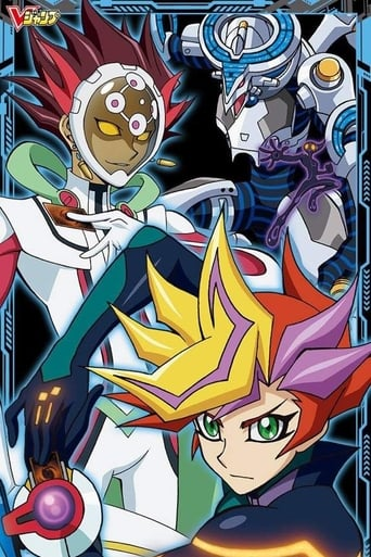 Yu-Gi-Oh! VRAINS 1ª Temporada - Poster