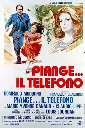 Poster of Piange… il telefono