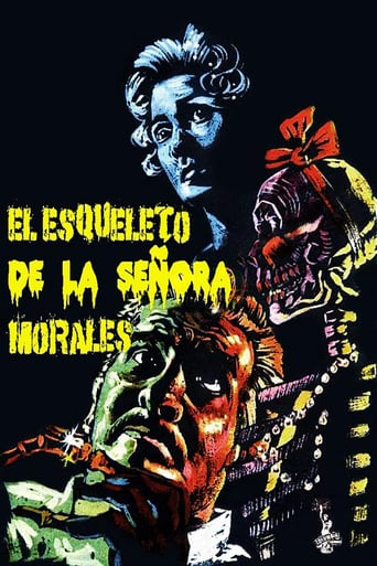 Watch The Skeleton of Mrs. Morales Online