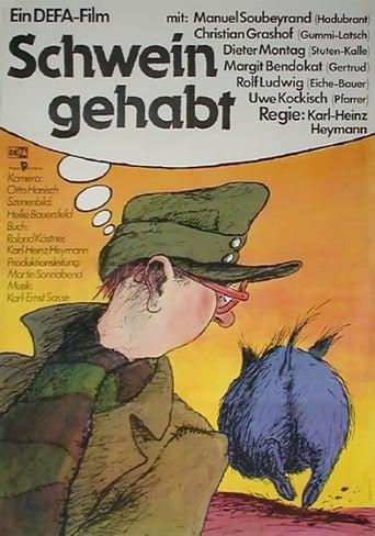 Poster of Schwein gehabt