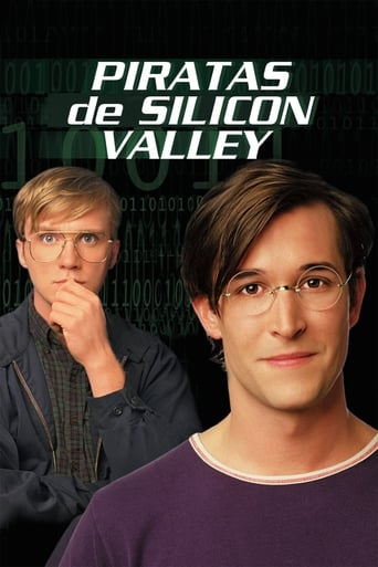 Poster of Piratas de Silicon Valley