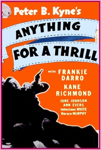 Poster of Anything for a Thrill