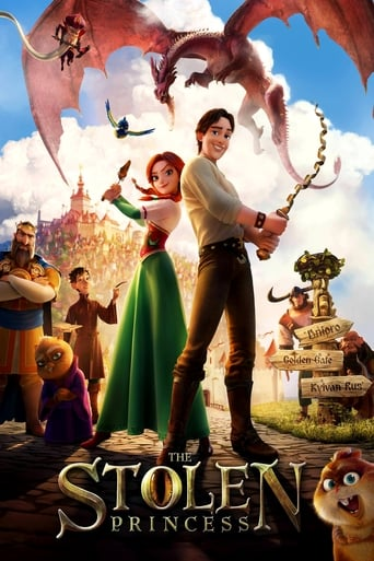 Викрадена принцеса: Руслан і Людмила<small> (The Stolen Princess: Ruslan and Ludmila)</small> Poster