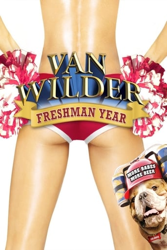 Poster of Van Wilder: Freshman Year