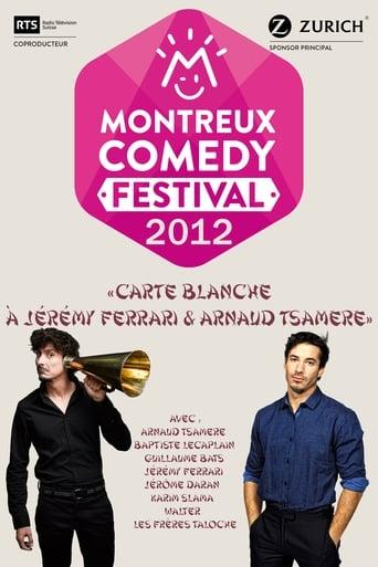 Poster of Montreux Comedy Festival - Carte blanche à Jérémy Ferrari & Arnaud Tsamere
