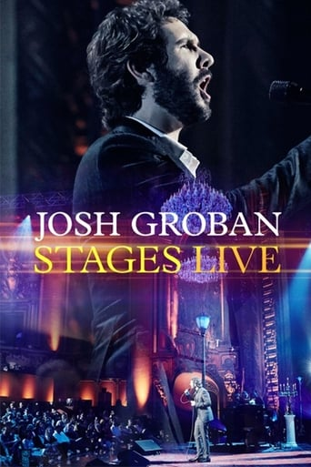 Poster of Josh Groban: Stages Live