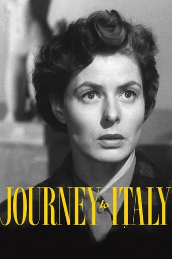 Poster of Journey to Italy