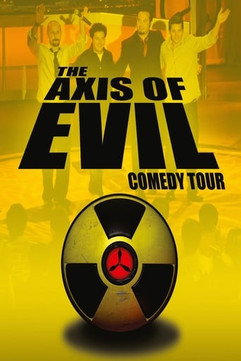 The Axis of Evil Comedy Tour