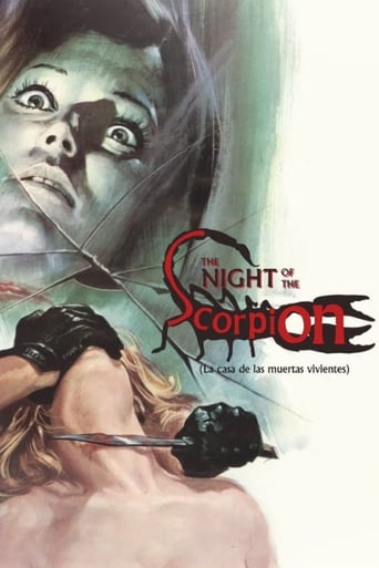 Poster of Night of the Scorpion