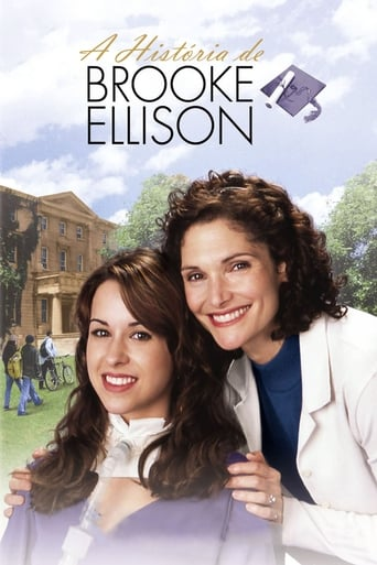 Poster of The Brooke Ellison Story