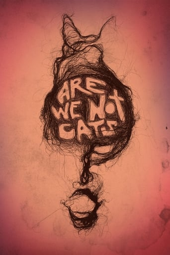 Poster of Are We Not Cats