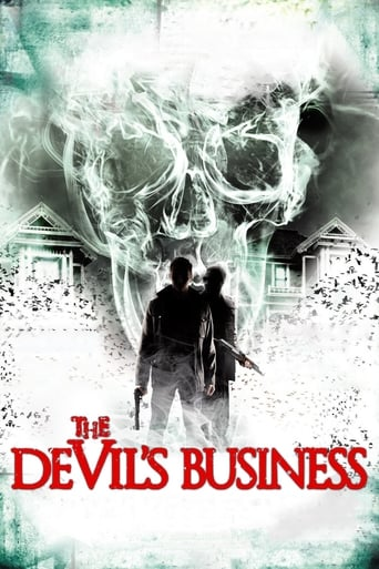 Poster of The Devil's Business
