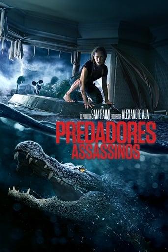Predadores Assassinos - Poster
