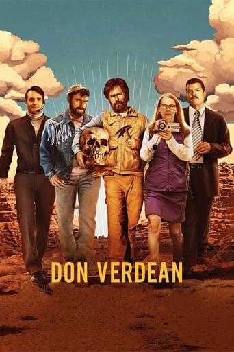 Don Verdean: O Que o Passado Nos Reserva - Poster