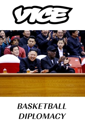 Poster of Basketball Diplomacy