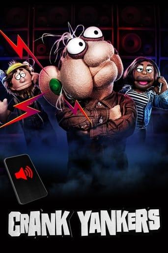Crank Yankers - Komödie / 2002 / ab 12 Jahre / 6 Staffeln