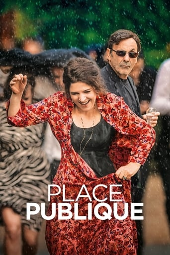 Poster of Place publique