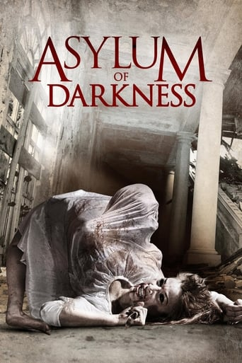 Poster of Asylum of Darkness