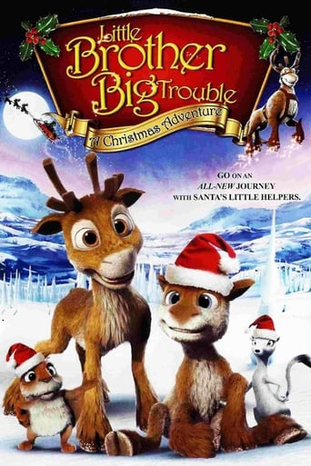 Little Brother, Big Trouble: A Christmas Adventure (2012) - poster